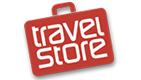Logga Travelstore