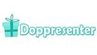 Logga Doppresenter