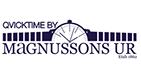Logga QvickTime by Magnussons Ur