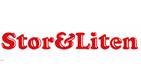 Logga Stor & Liten