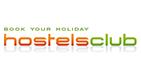 Logga HostelsClub.com