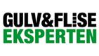 Logga Gulv og Fliseeksperten