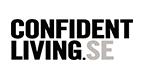 Logga Confident Living