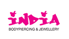 Logga India piercing och smycken